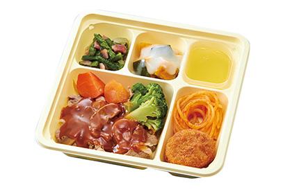 スマイル御膳®(4食)スマイル御膳®(4食)《たんぱく質・塩分制限食》